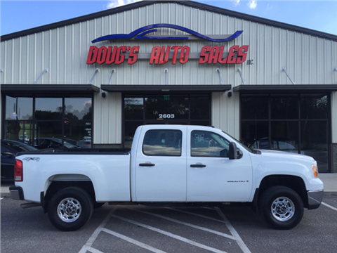 2009 GMC Sierra 2500HD for sale in Pleasant View, TN