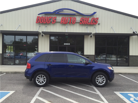 2014 Ford Edge for sale in Pleasant View, TN