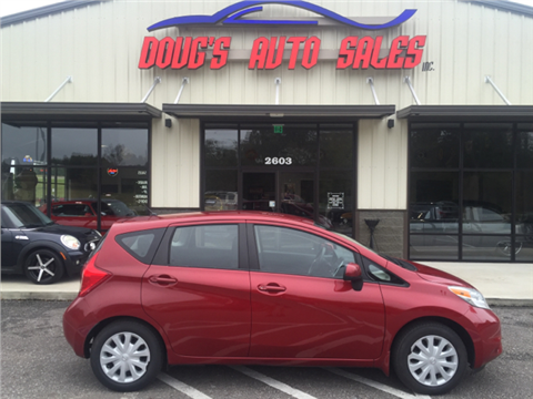 2014 Nissan Versa Note for sale in Pleasant View, TN