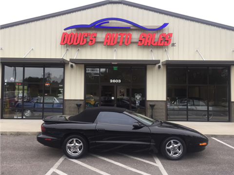 1997 Pontiac Firebird for sale in Pleasant View, TN