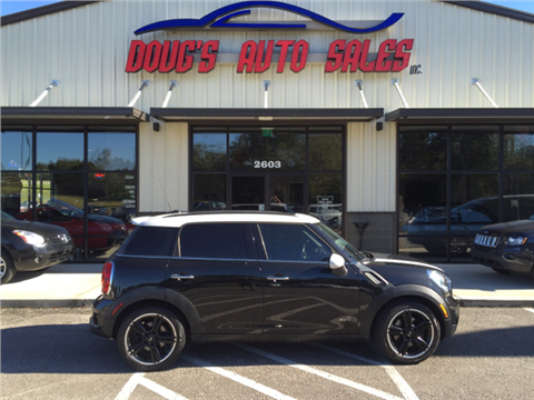 2011 MINI Cooper Countryman for sale in Pleasant View, TN