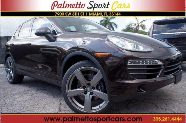 2014 porsche cayenne for sale in florida. Black Bedroom Furniture Sets. Home Design Ideas