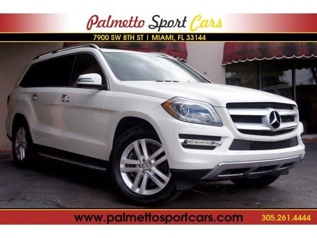Used 2013 mercedes benz gl class gl450 awd 4matic 4dr in for Mercedes benz palmetto