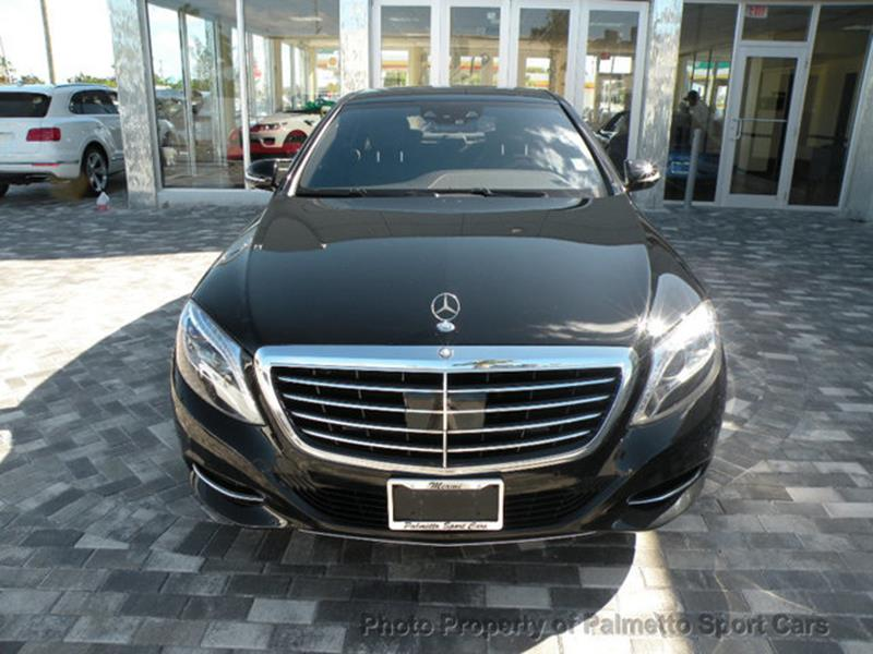 2015 mercedes benz s class for sale for Mercedes benz for sale miami