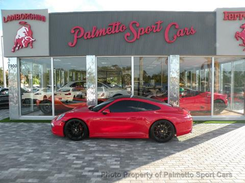 2013 Porsche 911 for sale in Miami, FL