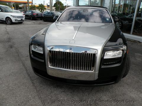 2012 Rolls-Royce Ghost for sale in Miami, FL