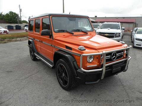 Mercedes benz g class for sale in florida for Mercedes benz palmetto