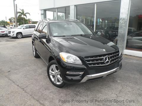 Used mercedes benz m class for sale in miami fl for Mercedes benz for sale in miami