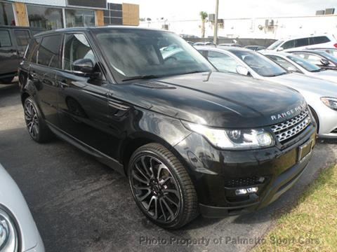 2014 Land Rover Range Rover Sport for sale in Miami, FL