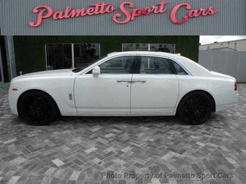 2013 Rolls-Royce Ghost for sale in Miami, FL