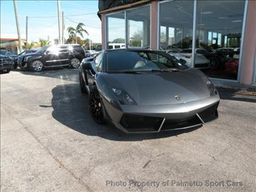 2013 Lamborghini Gallardo for sale in Miami, FL
