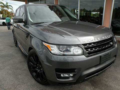 2014 land rover range rover sport for sale. Black Bedroom Furniture Sets. Home Design Ideas