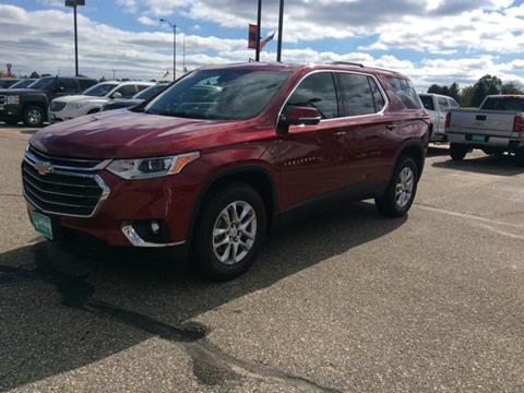2018 Chevrolet Traverse for sale in Staples, MN