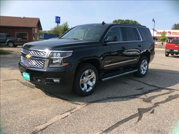 2017 Chevrolet Tahoe for sale in Staples, MN