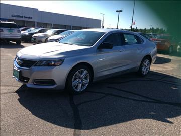 2017 Chevrolet Impala for sale in Staples, MN