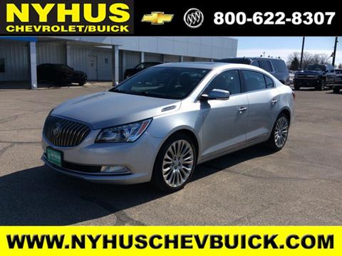 2014 Buick LaCrosse for sale in Staples, MN