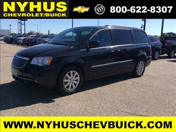 2014 Chrysler Town and Country for sale in Staples, MN