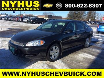 2012 Chevrolet Impala for sale in Staples, MN