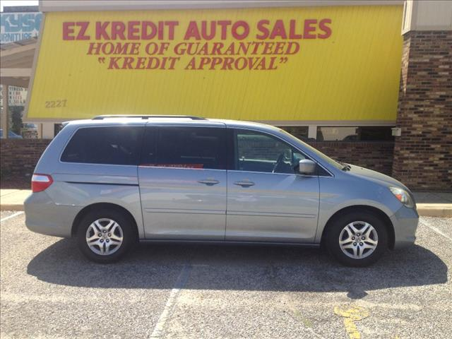 2007 Honda Odyssey for sale in Montgomery AL