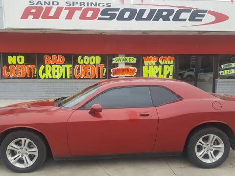 2010 Dodge Challenger for sale in Sand Springs, OK
