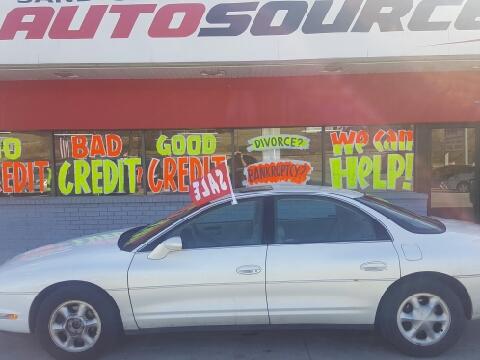 1998 Oldsmobile Aurora for sale in Sand Springs, OK