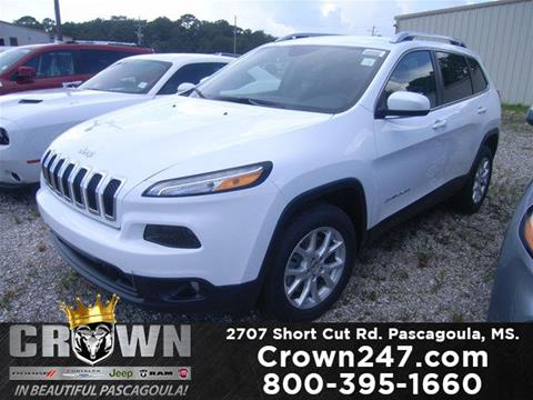 2018 Jeep Cherokee for sale in Pascagoula, MS