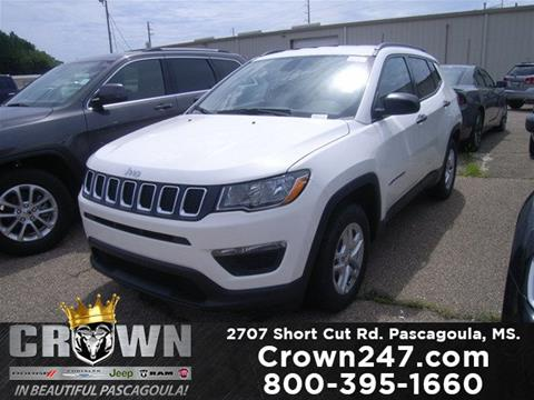 2017 Jeep Compass for sale in Pascagoula, MS