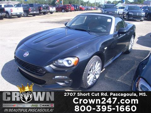 2017 FIAT 124 Spider for sale in Pascagoula, MS