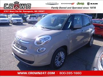 2017 FIAT 500L for sale in Pascagoula, MS