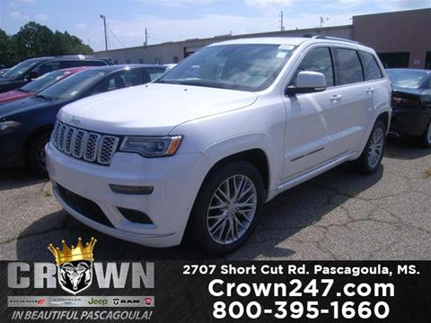 2017 Jeep Grand Cherokee for sale in Pascagoula, MS
