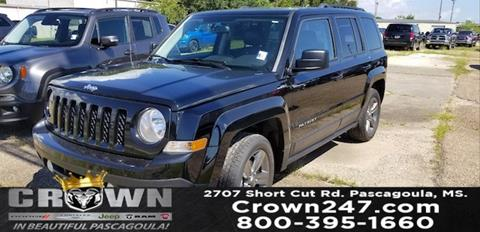 2015 Jeep Patriot for sale in Pascagoula, MS