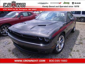 2015 Dodge Challenger for sale in Pascagoula, MS