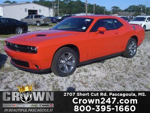 2018 Dodge Challenger for sale in Pascagoula, MS