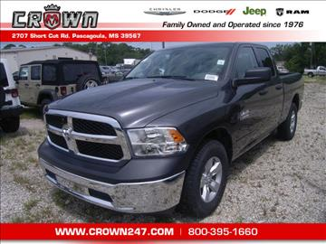 2017 RAM Ram Pickup 1500 for sale in Pascagoula, MS