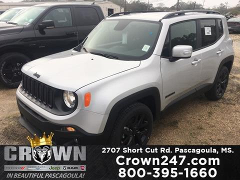 2018 Jeep Renegade for sale in Pascagoula, MS