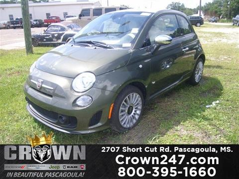 2018 FIAT 500c for sale in Pascagoula, MS