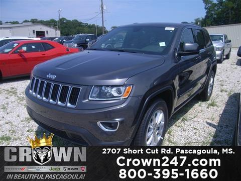 2016 Jeep Grand Cherokee for sale in Pascagoula, MS