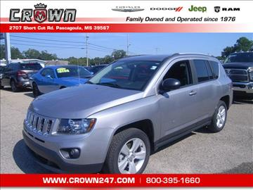 2016 Jeep Compass for sale in Pascagoula, MS
