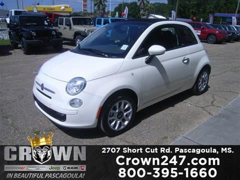 2017 FIAT 500c for sale in Pascagoula, MS