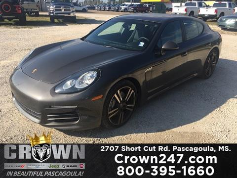 2014 Porsche Panamera for sale in Pascagoula, MS