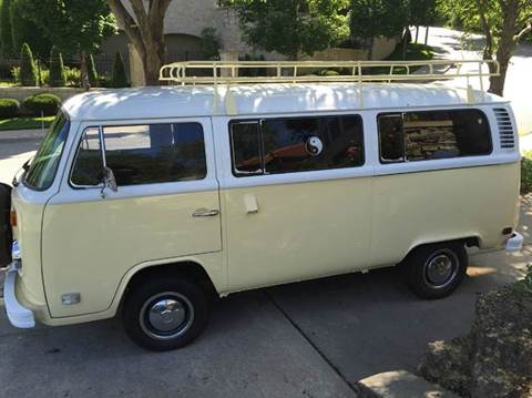 fc267dc20e Used 1974 Volkswagen Bus For Sale in Olympia