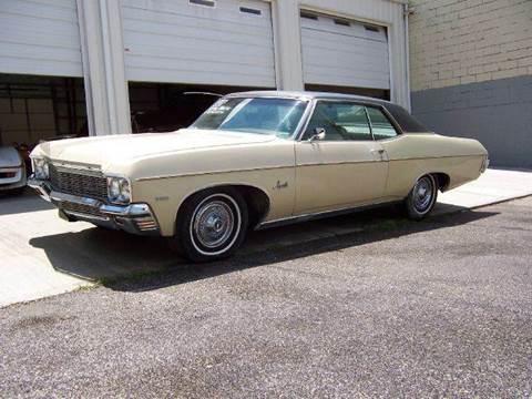1970 chevrolet impala for sale in detroit mi. Black Bedroom Furniture Sets. Home Design Ideas