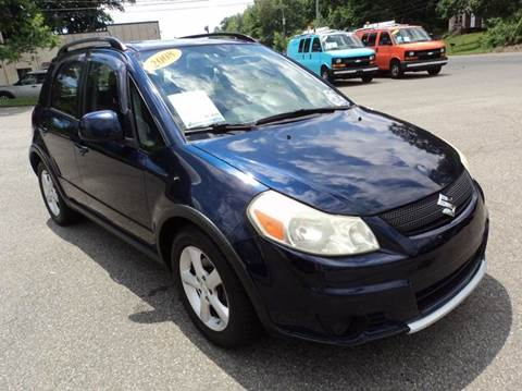 2008 Suzuki SX4 Crossover for sale in Lake Hopatcong, NJ