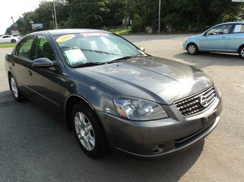 2006 Nissan Altima for sale in Lake Hopatcong, NJ