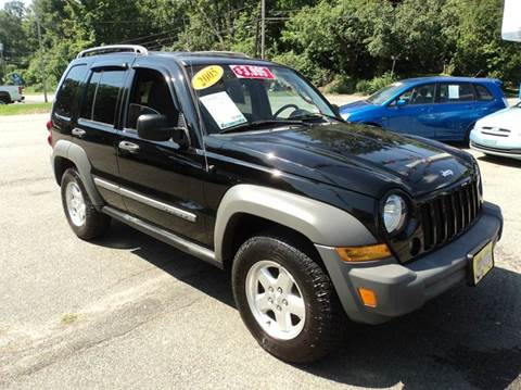 2005 Jeep Liberty for sale in Lake Hopatcong, NJ