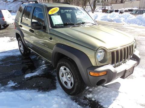 2003 Jeep Liberty for sale in Lake Hopatcong, NJ