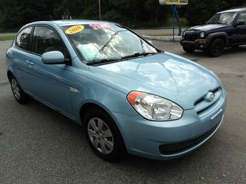 2010 Hyundai Accent for sale in Lake Hopatcong, NJ