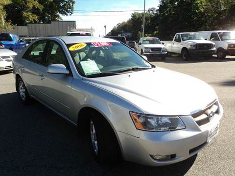 2006 Hyundai Sonata for sale in Lake Hopatcong, NJ