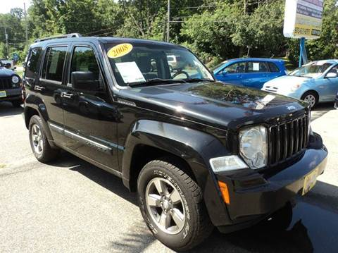 2008 Jeep Liberty for sale in Lake Hopatcong, NJ