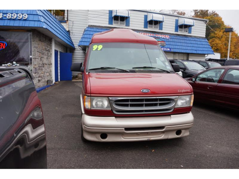 1999 Ford E 150 For Sale In Elmwood Park NJ